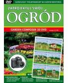 Garden Composer 3D DVD z pakietem dodatkowych obiektów