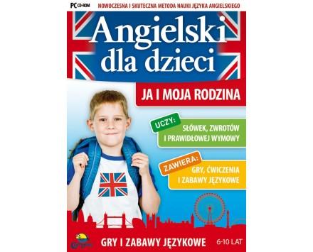 Ja i Moja Rodzina - Angielski Dla Dzieci