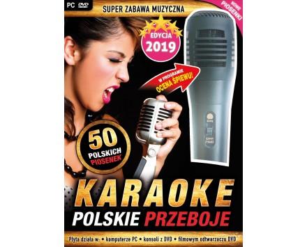 Karaoke Polskie Przeboje edycja 2019