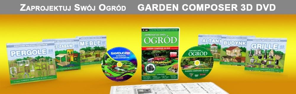 Garden Composer 3D DVD