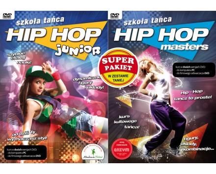 Szkoła Tańca HIP HOP: Junior + Masters