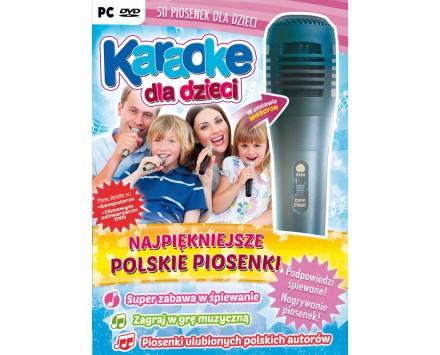 Karaoke Dla Dzieci - Najpiękniejsze Polskie Piosenki