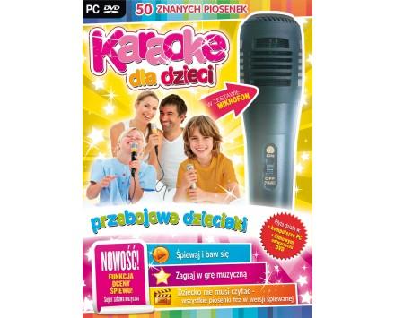 Karaoke Przebojowe Dzieciaki