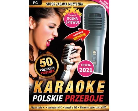 Karaoke Polskie Przeboje edycja 2021