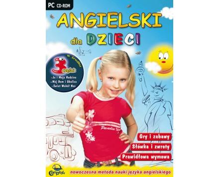 PAKIET Angielski dla najmłodszych